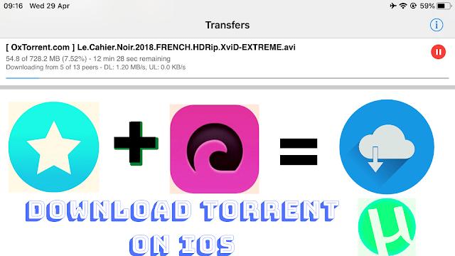 download torrent on ios