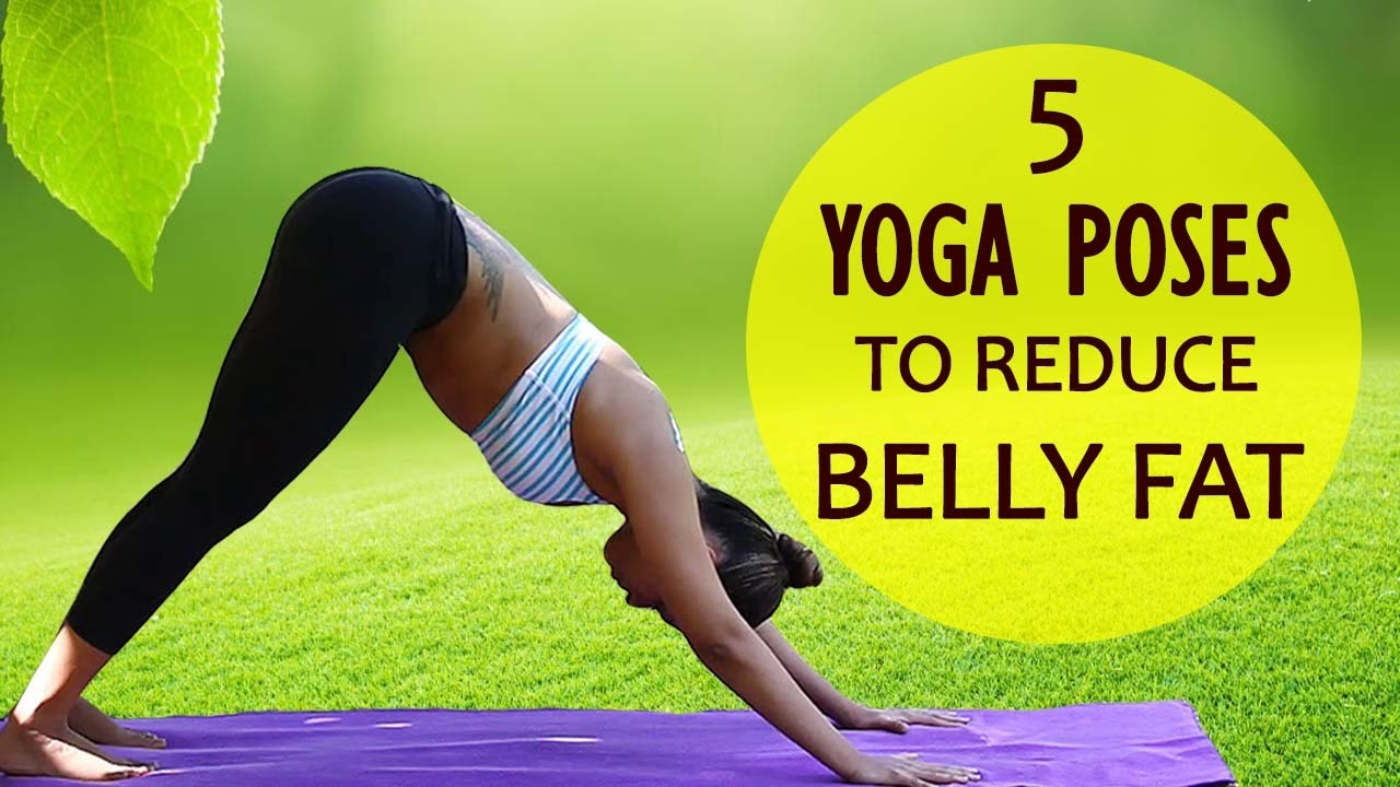 20 Basic Yoga Poses for Beginners to Lose Weight