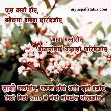 Nepali Quotes    Nepali caption
