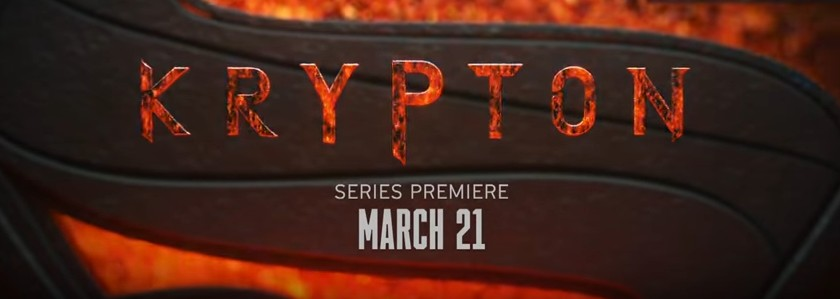 Syfy's KRYPTON: Are You Even Interested? (Official Trailer ...