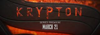 Krypton on Syfy, Premiere date...
