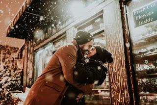 Anziehungskraft Liebe