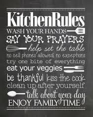 Peraturan Di Dapur Restoran Desainrumahid
