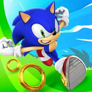 تنزيل لعبة سونيك داش Sonic Dash 4.8.1.Go للأندرويد برابط مباشر