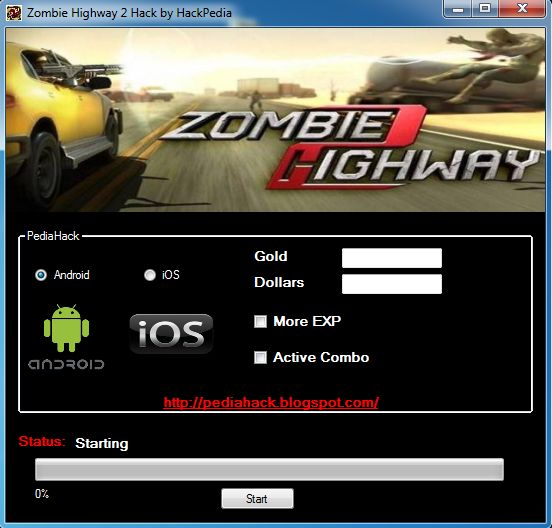 Zombie Highway 2 Cheats Boysfasr
