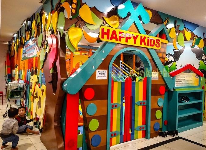 Happy Kids, Playground Hemat Main Sepuasnya!