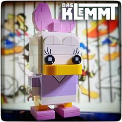 LEGO® 40476 Daisy Duck - www.dasklemmt.de
