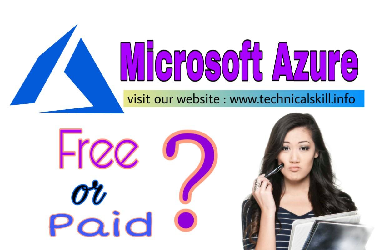 what-is-microsoft-azure, Microsoft-azure