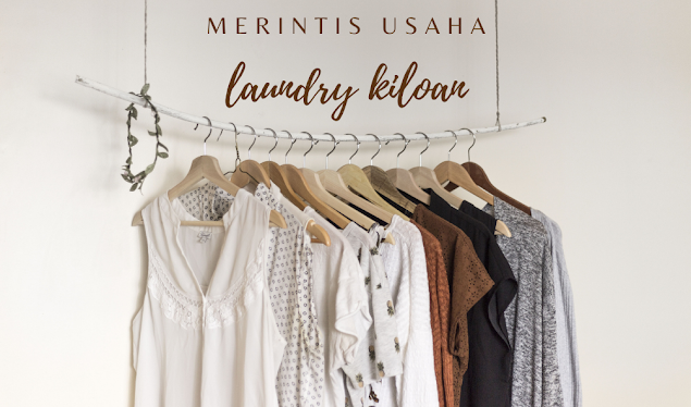 Tips Merintis Usaha Laundry