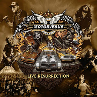 "Το τραγούδι των Motorjesus ""Fist Of The Dragon"" από το album ""Live Resurrection"""