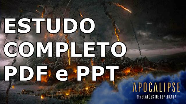 apocalipse revelações esperanca estudo completo