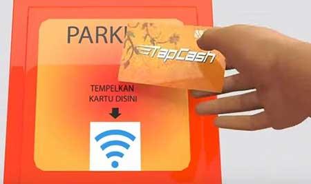 Cara Isi Ulang Topup Saldo TapCash BNI di ATM