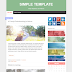 Simple Responsive Blogger Template