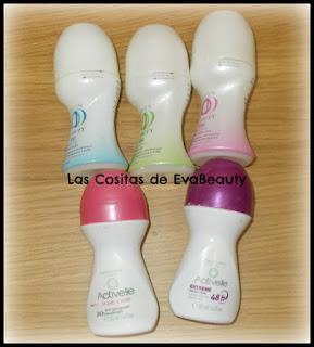 Desodorantes rollon de Avon y Oriflame #productosterminados #terminados #empties