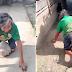 Isang Ina, Pinabayaan ng mga Anak na Gumapang sa Lupa