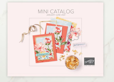Cover of the Stampin' Up! January-June 2021 Mini Catalog