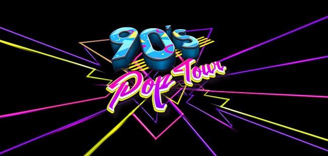 90s pop Tour Mexico
