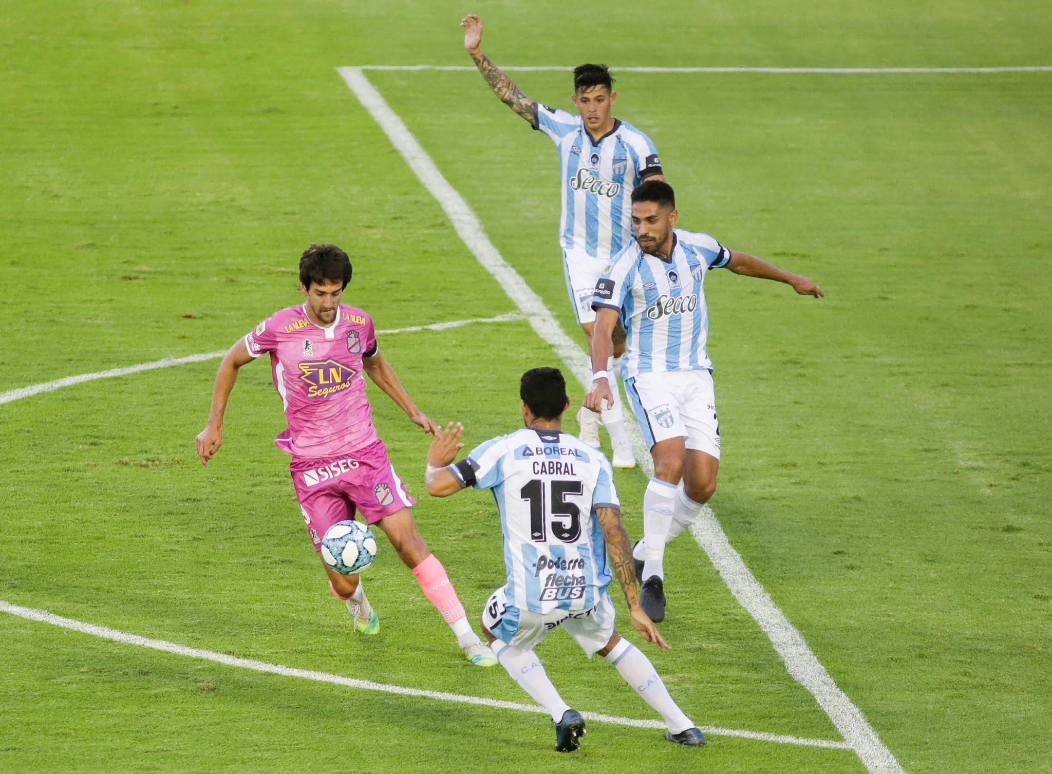 Atletico Tucuman 3 Arsenal 2