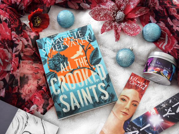 "Book Review: ""All The Crooked Saints"" by Maggie Stiefvater"