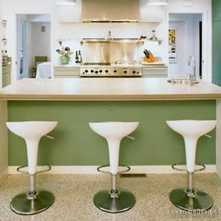 Modern Holiday Kitchen Bar