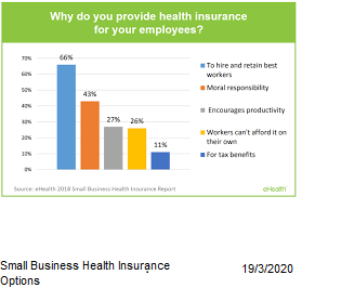 Small Business Health Insurance Options
