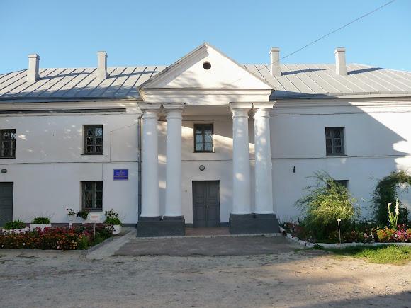 Бердичев. Крепость-монастырь. Музей истории Бердичева