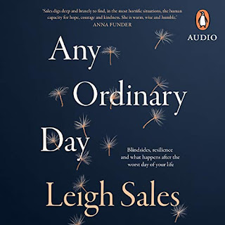 Any Ordinary Day by Leigh Sales audiobook cover
