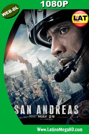 Terremoto: La Falla de San Andres (2015) Latino Full HD 1080P ()