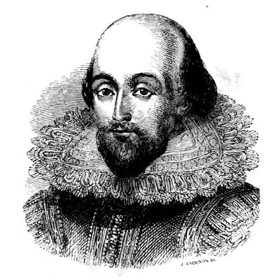 15  William Shakespeare