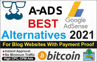 A-ads-Best-Google-Adsense-Alternatives-2021-for-Publishers-and-Blog-Websites-with-Payment-Proof