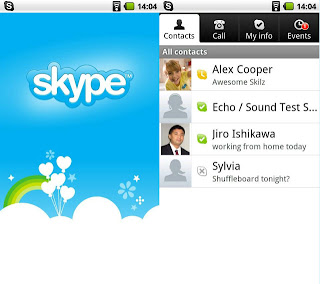 Skype for Android_Mobile App