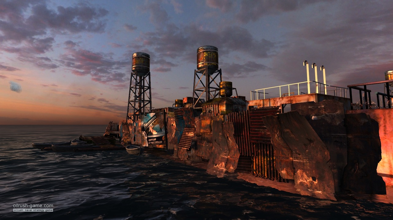 oil rush pc skidrow screenshot