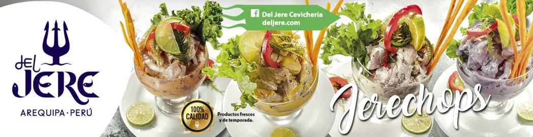 Mejor cevicheria en Arequipa Del Jere