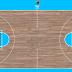 NBA 2K21 Argentina practice court, Manu Ginobli themed by Groot