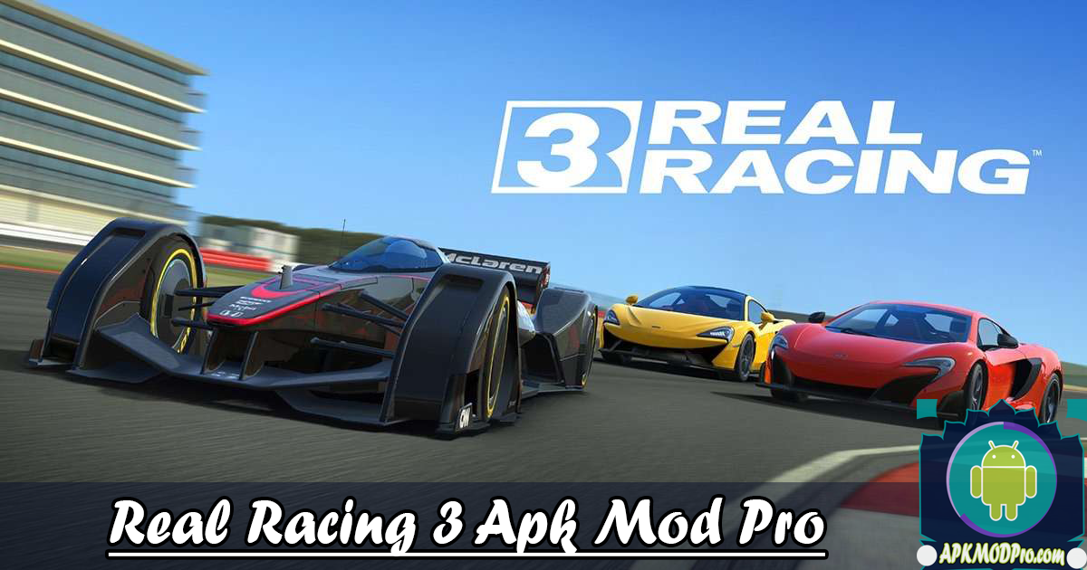 Real Racing 3 MOD APK v8.0.0 (All Unlocked) Terbaru 2020