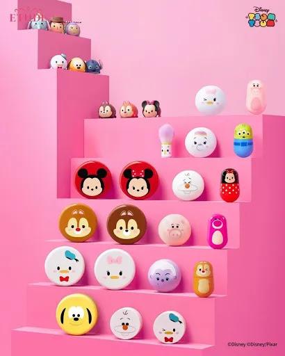 Etude x Tsum Tsum Collection