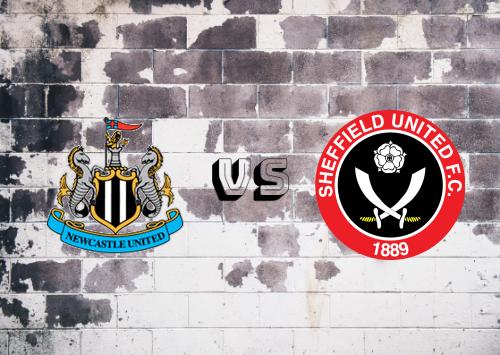 Newcastle United vs Sheffield United  Resumen