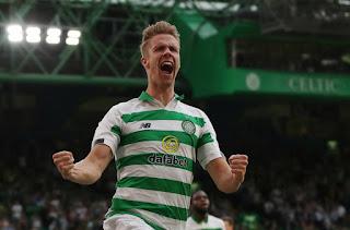 Real Madrid, Paris Saint-Germain and Manchester City vie for Celtic centre-back