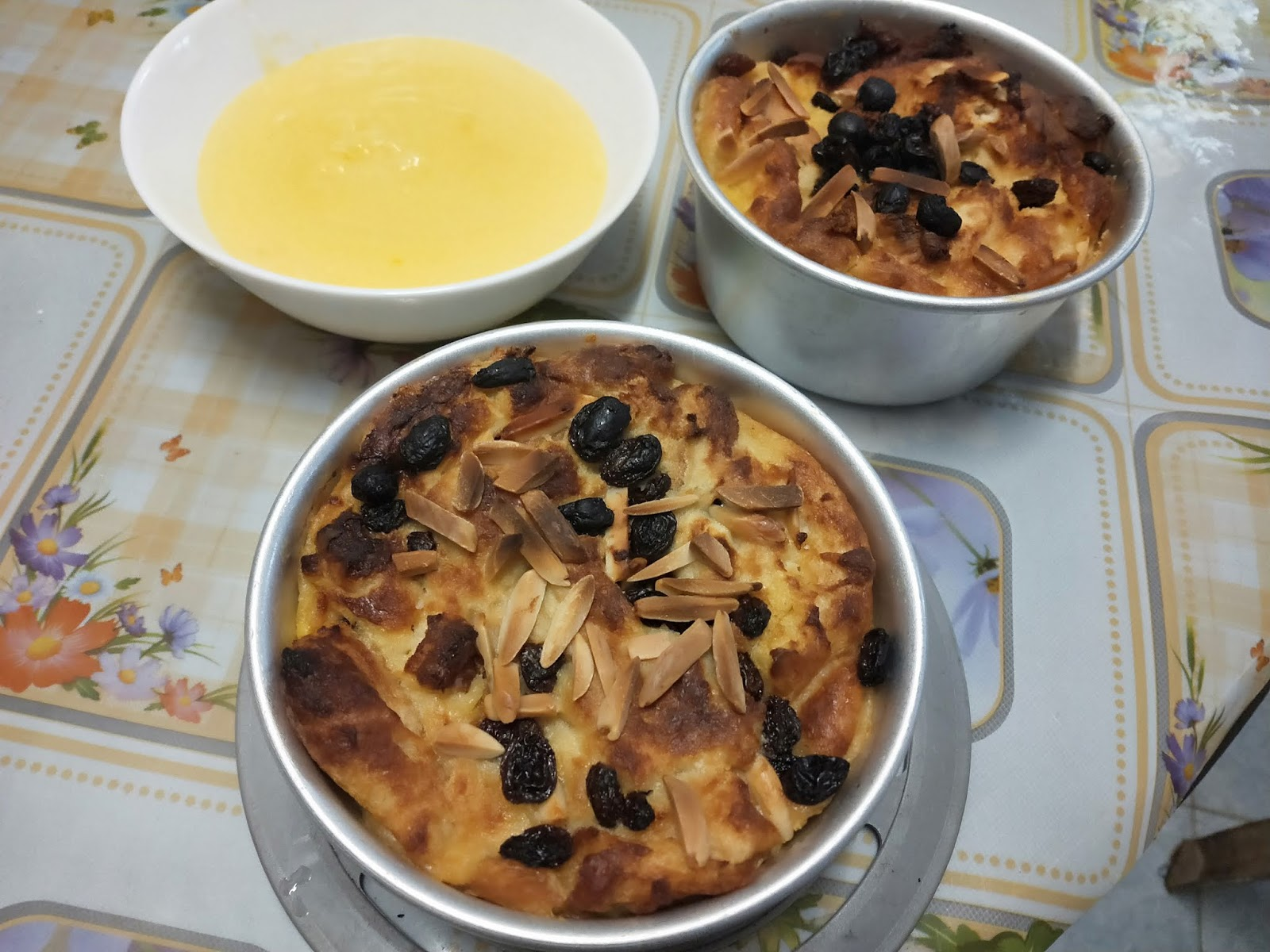 Resepi Puding Roti Air Fryer Sos Kastard Ieyracom