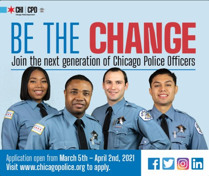 Chicago Police is recruiting