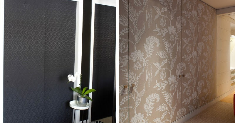 High Quality ... Led People To Look For An Alternative Way To Decorate Their Homes. You  Can Use The Fabric As Wallpaper, Or Create Your Own Bespoke Fabric Wall  Panels.