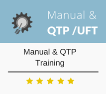 Manual and QTP Training