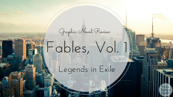 Fables Vol. 1: Legends in Exile graphic novel review