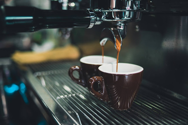 Coffee Machine hacked with Ransomware Attack