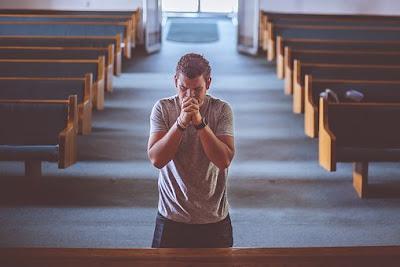 Doa orang Kristen tidak dijawab