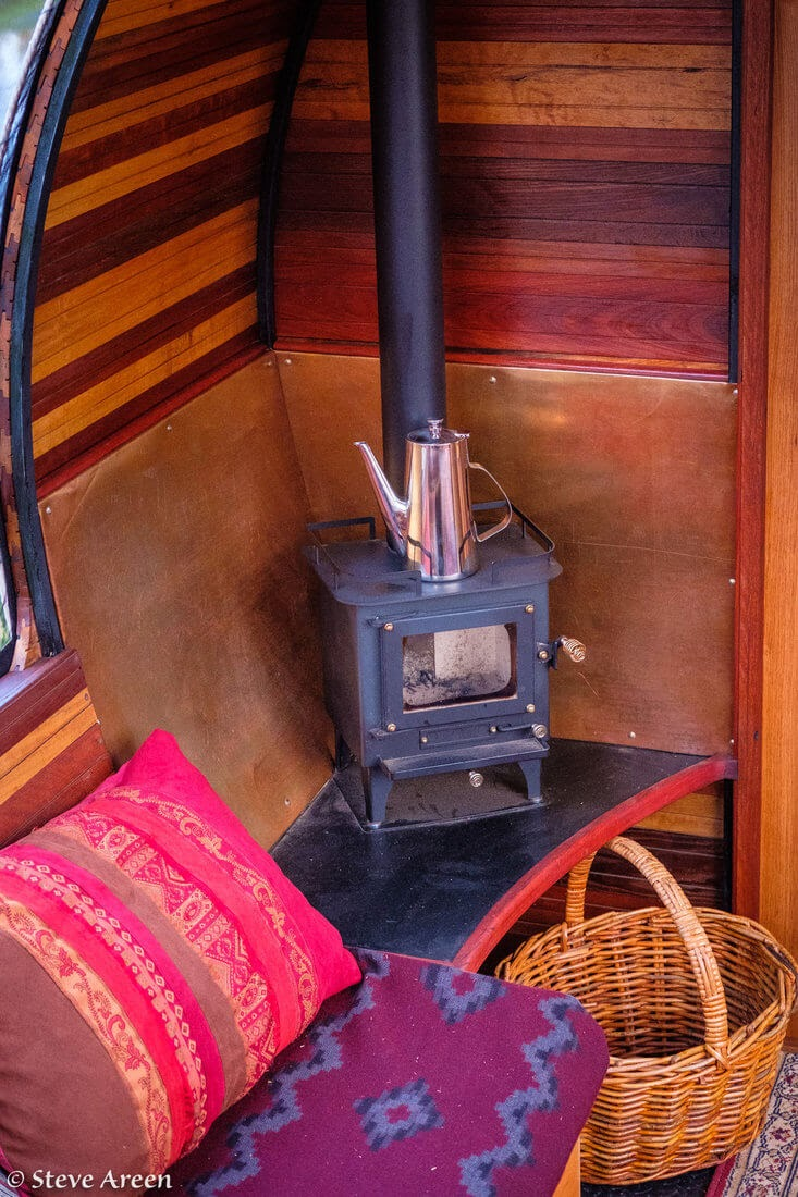 05-Wood-Stove-Steve-Areen-Vintage-Tiny-House-with-a-Modern-Twist-www-designstack-co