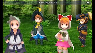 Final Fantasy III, Steam, PC, Jeux Vidéo, Critique Jeux Vidéo, Square Enix,