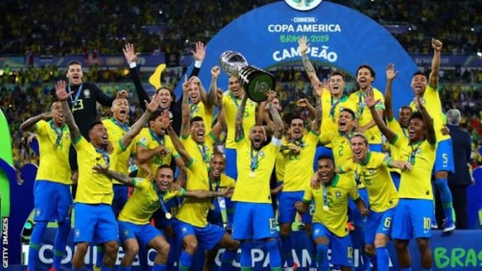 Brazil To Host Next Copa America Tournament (See Details)