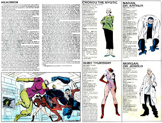 Hombres Cabeza (ficha marvel comics)