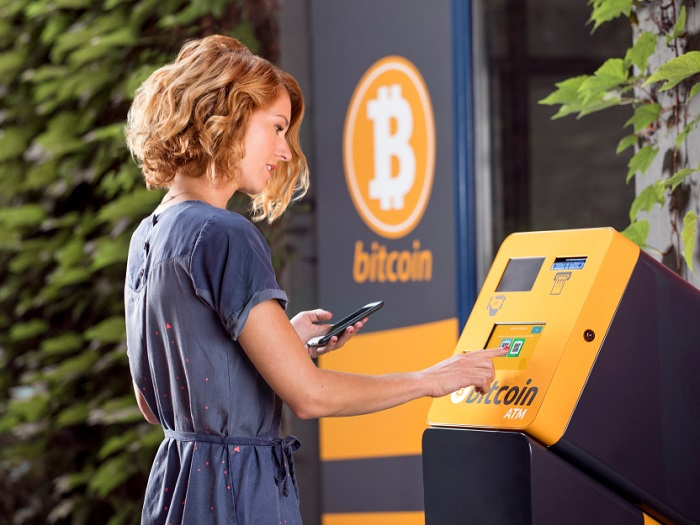 Bitcoin ATM what does it look like